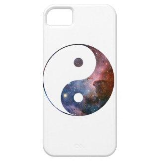 Yin Yang Galaxy iPhone 5 Cover