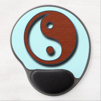 Yin Yang Gel Mouse Pads