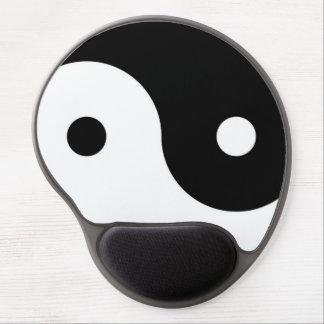yin yang gel mouse pad