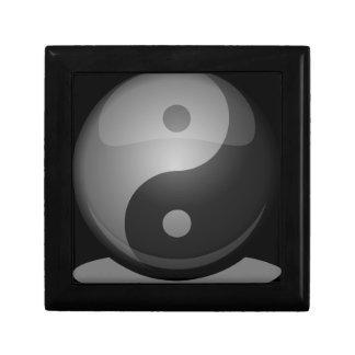 Yin yang gift box