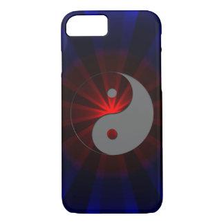Yin Yang - grey 1 - Patt iPhone 7 Case