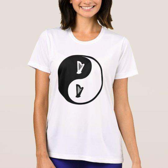 Yin Yang Harp T-Shirt