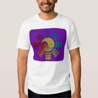 Yin-Yang I-Ching Tee Shirt