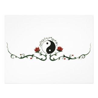 Yin Yang In Nature Flyer