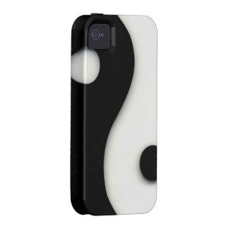 Yin & Yang iPhone 4 Case-Mate Tough