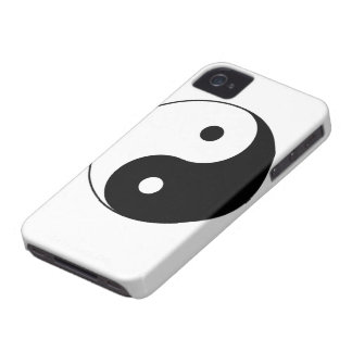 """Yin Yang"" iPhone 4 Cases"