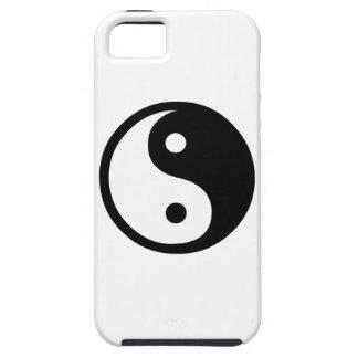 Yin Yang iPhone 5 Cover