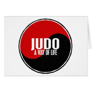 Yin Yang JUDO 1 Card