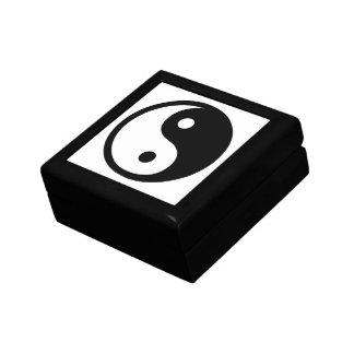Yin Yang Keepsake Box