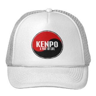 Yin Yang Kenpo Mesh Hat