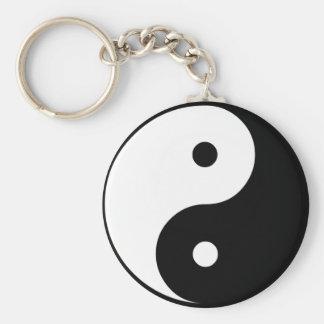 Yin Yang Keychains