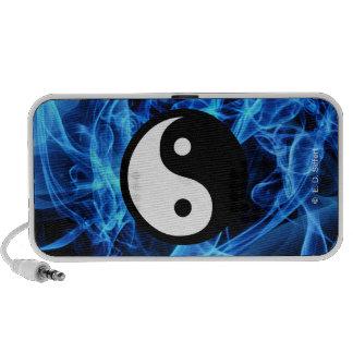 Yin Yang Laptop Speaker
