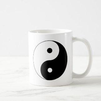 Yin Yang large Coffee Mug