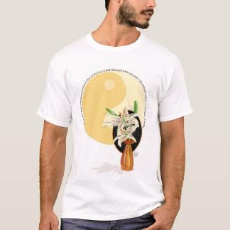 Yin Yang Lilie T-Shirt