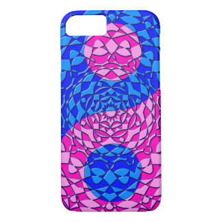 Yin Yang Mandala iPhone 7 Case