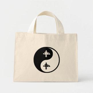 Yin Yang Massage Mini Tote Bag