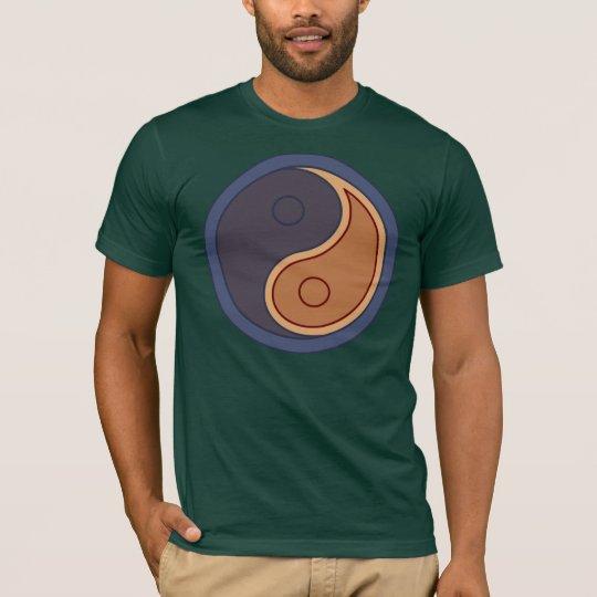 Yin Yang Mauri Osismiaci T-Shirt