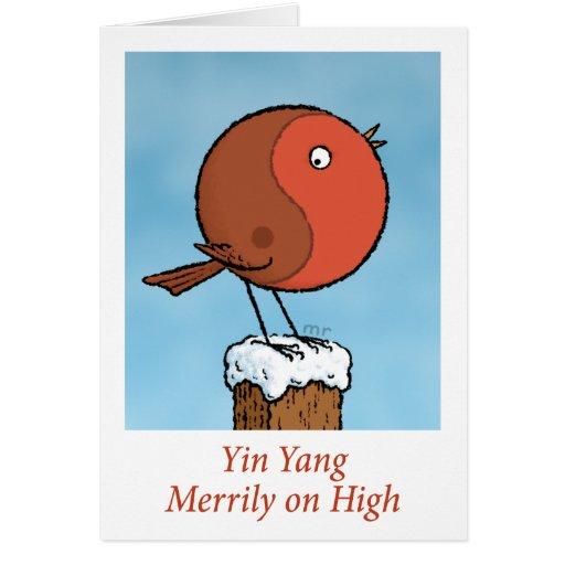 Yin Yang Merrily on High Card