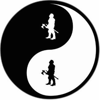 Yin Yang MMORPGs Acrylic Cut Outs