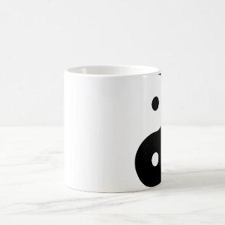 Yin yang Morph Mug