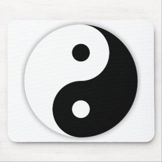 Yin & Yang Mouse Pad