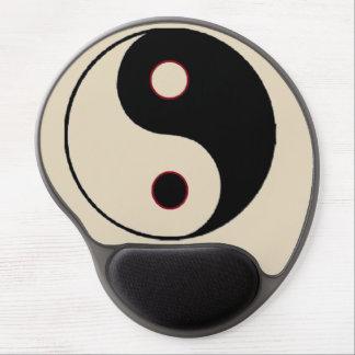 Yin Yang Mousepad Gel Mouse Mat