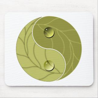Yin Yang Nature Mouse Pad