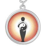 Yin Yang Personalized Necklace