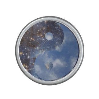 Yin Yang Night and Day Bluetooth Speaker