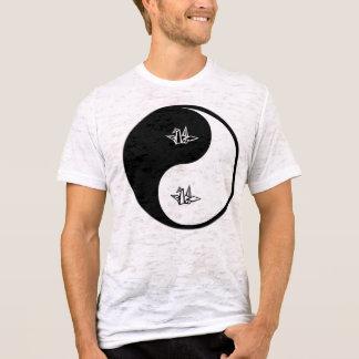 Yin Yang Origami T-Shirt