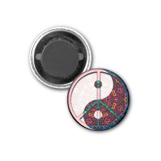 Yin Yang Peace Symbol Magnet