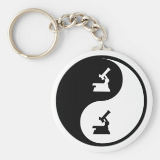 Yin Yang Physiology Key Chains