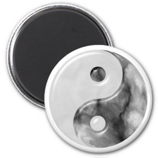 Yin Yang ~.png 2 Inch Round Magnet