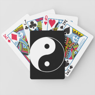 Yin Yang Poker Deck