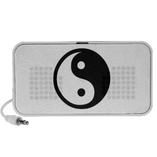 Yin Yang Portable Speaker