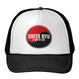 Yin Yang Shito Ryu 1 Cap