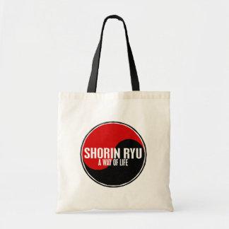 Yin Yang Shorin Ryu 1 Canvas Bag