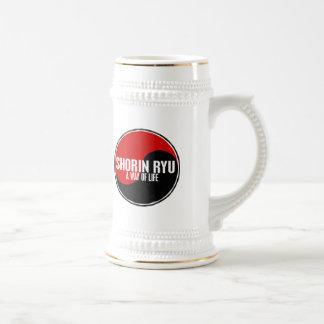 Yin Yang Shorin Ryu 1 Beer Steins