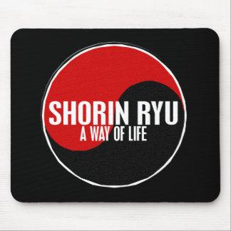 Yin Yang Shorin Ryu 1 Mouse Pad