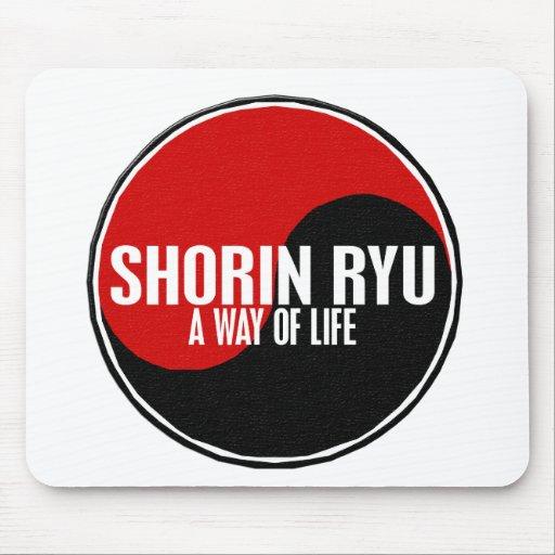 Yin Yang Shorin Ryu 1 Mouse Pads