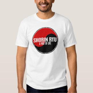 Yin Yang Shorin Ryu 1 T-shirt