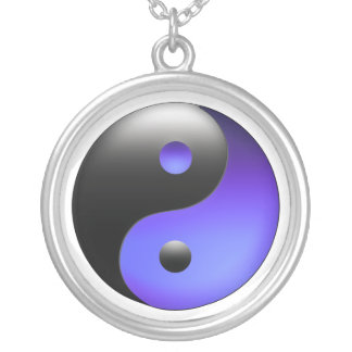 Yin Yang Sign - Customizable Pendant Necklace