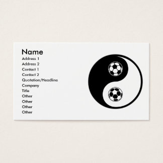 Yin Yang Soccer