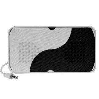 Yin-Yang PC Speakers