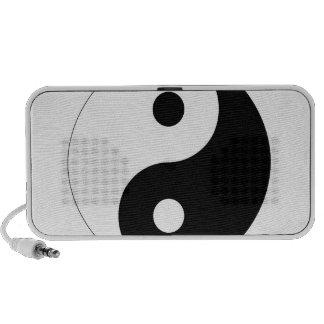 Yin Yang Speaker