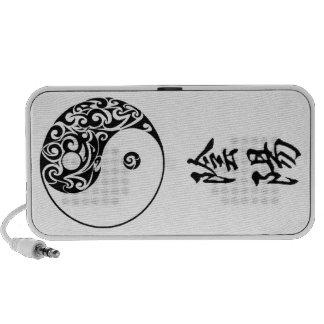 Yin Yang Mini Speaker