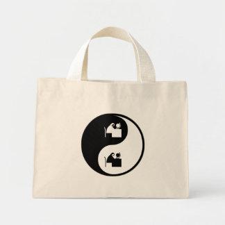 Yin Yang Special Education Tote Bags