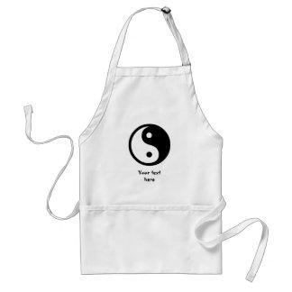 Yin Yang Standard Apron