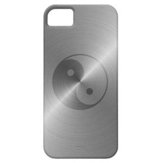 Yin Yang (Steel) iPhone 5 Cases