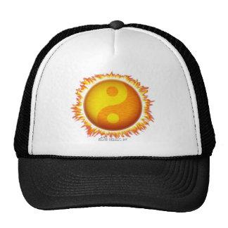 Yin/Yang Sun Hat